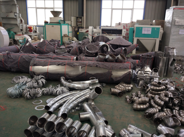 Mung Bean Peeling Production Line