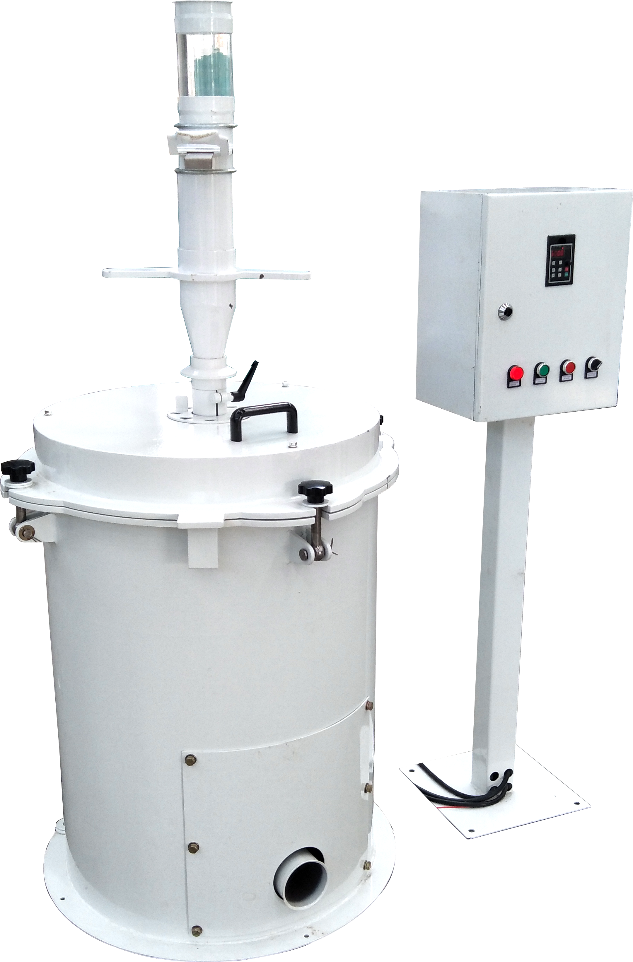 YMTK56 Centrifugal Oat Dehulling Machine