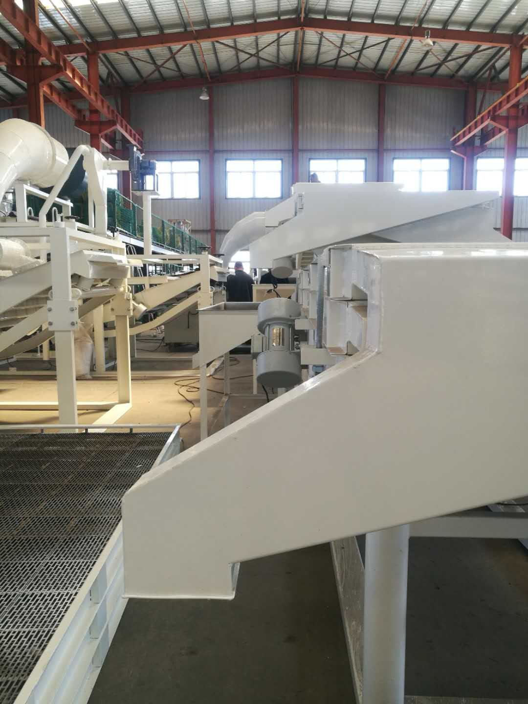 Pinenuts Hulling and Separation Machine